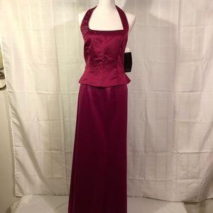 Niki Lavis Two Piece Prom Dress